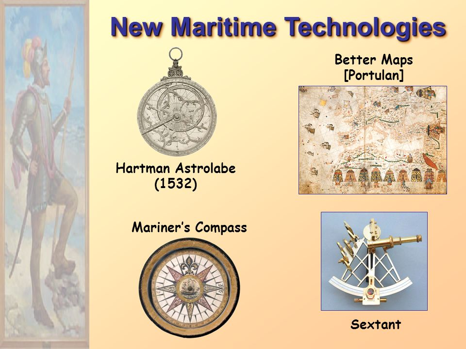 New Maritime Technologies Better Maps [Portulan]